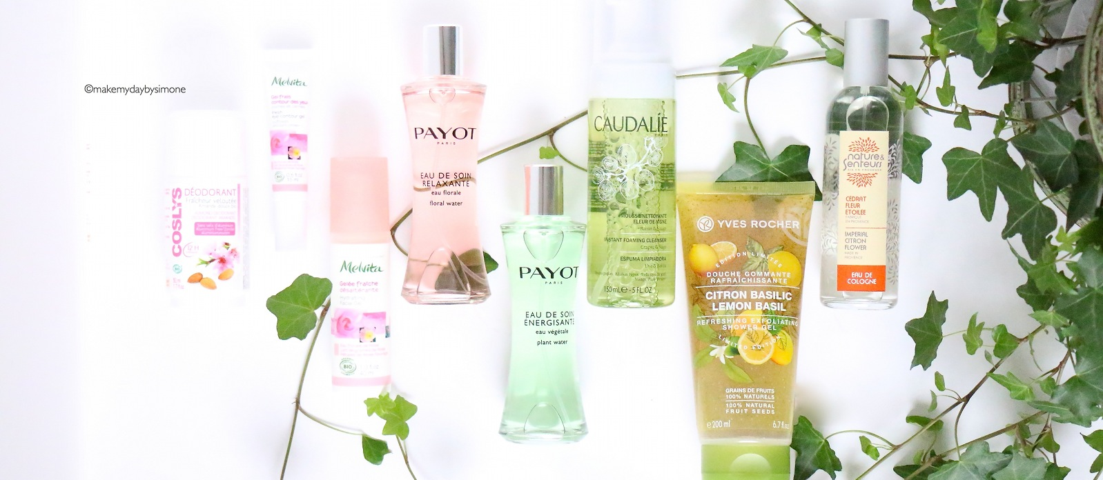 makemyday_blog_beauté_payot_coslys_melvita_A